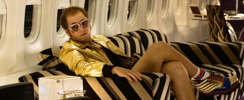Taron Egerton as Elton John in Rocketman Movie Photo