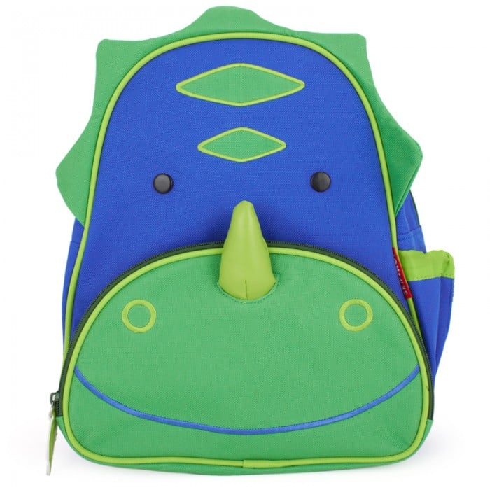 Skip-Hop Dinosaur Backpack ($35)