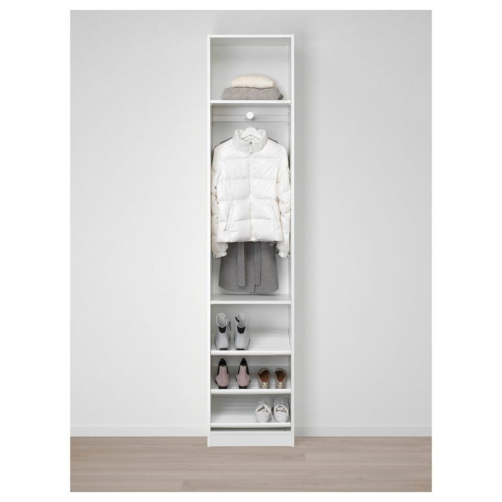 Dressing Ikea Pas Cher pax wardrobe | best dorm room furniture from ikea | popsugar