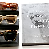 Fashion books are the ultimate wardrobe/home props and great to flick through when sourcing inspiration.SUNDAY SOMEWHERE is on of my favourite eyewear brands. Designed in Australia, they're beautifully crafted classic and modern frames I enjoy wearing during the spring/summer season.