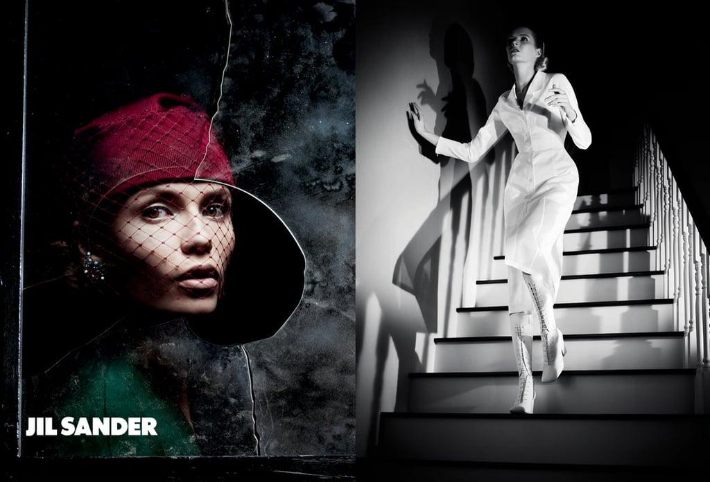 Jil Sander Spring 2012 Ad Campaign