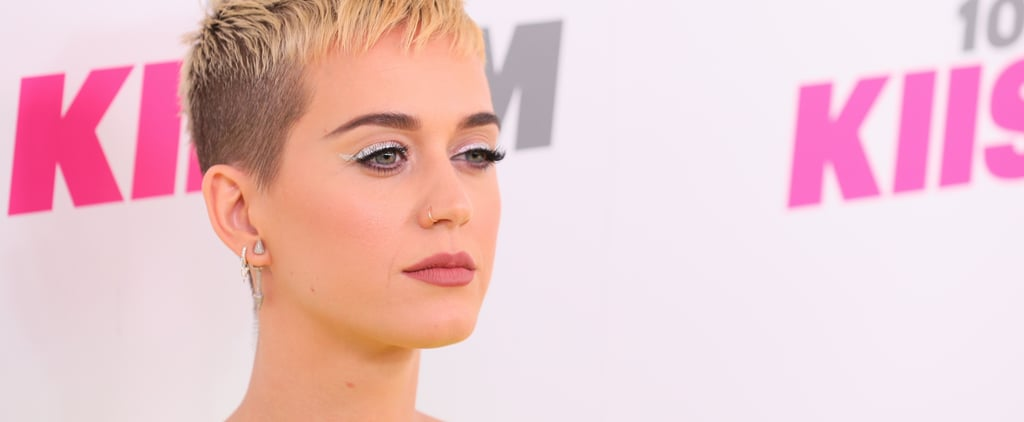 Katy Perry Explains Why She Cut Her Hair Short