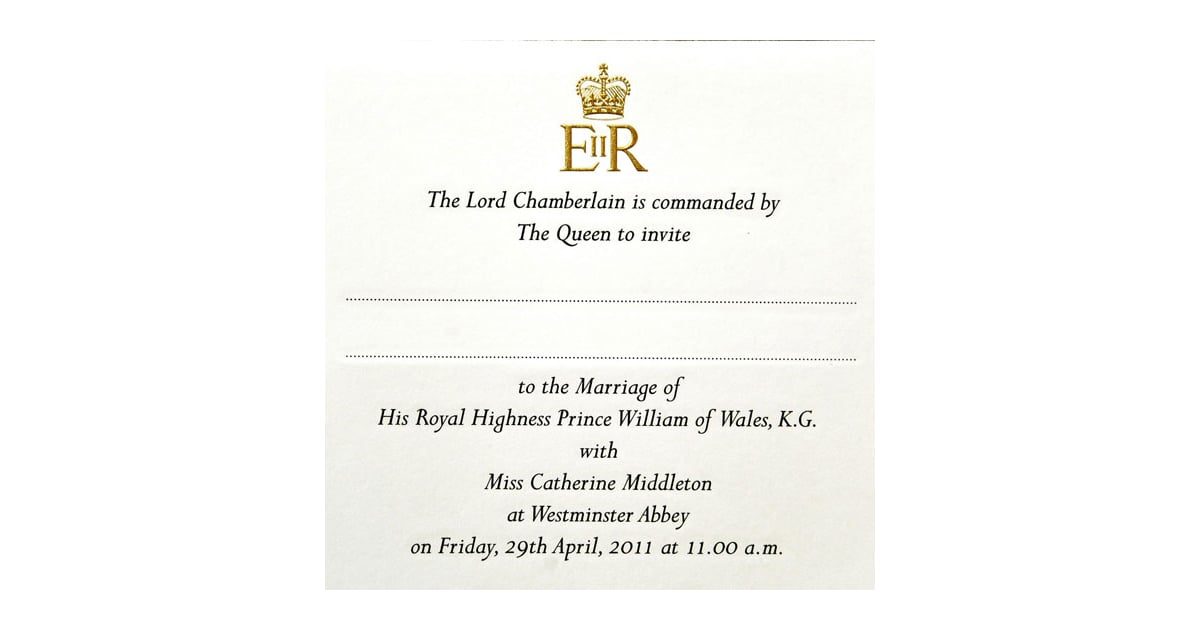 Pictures of Prince William and Kate Middleton\'s Royal Wedding ...