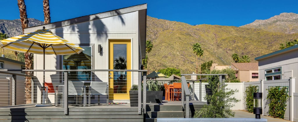 In Palm Springs, These Modern Tiny Homes Are a Desert Dream Come True