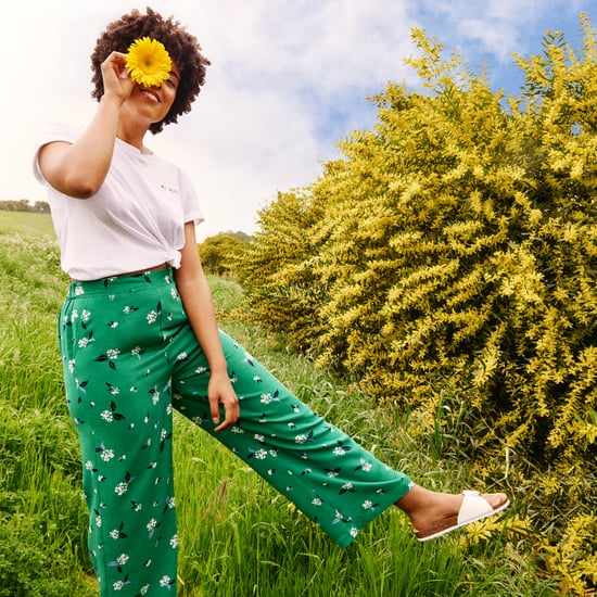 Summer Work Outfits Printed Pants