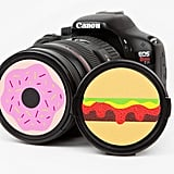 Snack Lens Cap