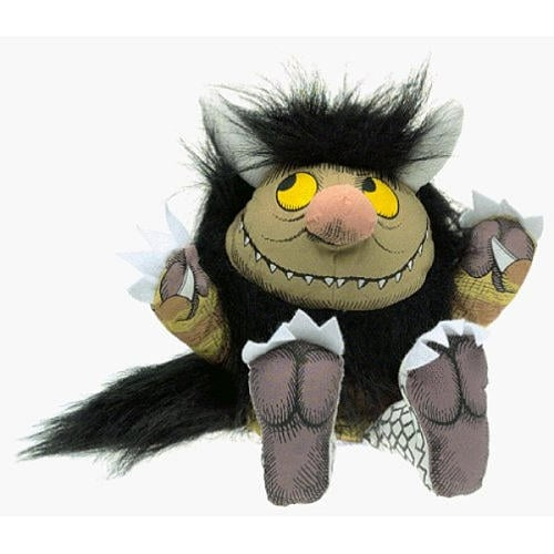 Where The Wild Things Are Plush Doll ($25)