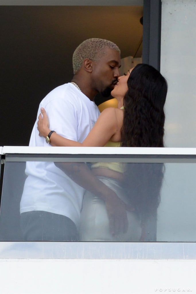 Kim Kardashian and Kanye West a timeline of their relationship