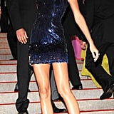 Except maybe this ultrashort Versace number at the 2009 Met Gala.