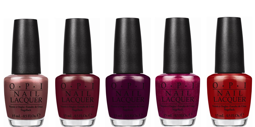 OPI San Francisco Collection