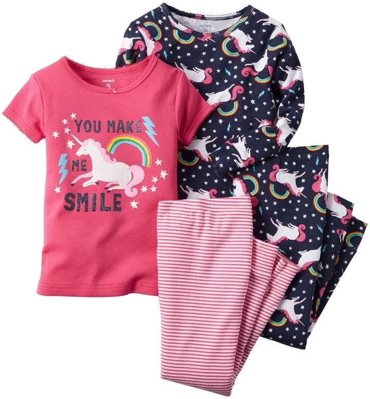 Carter's Unicorn PJ Set