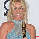 Britney Spears Haircut 2019