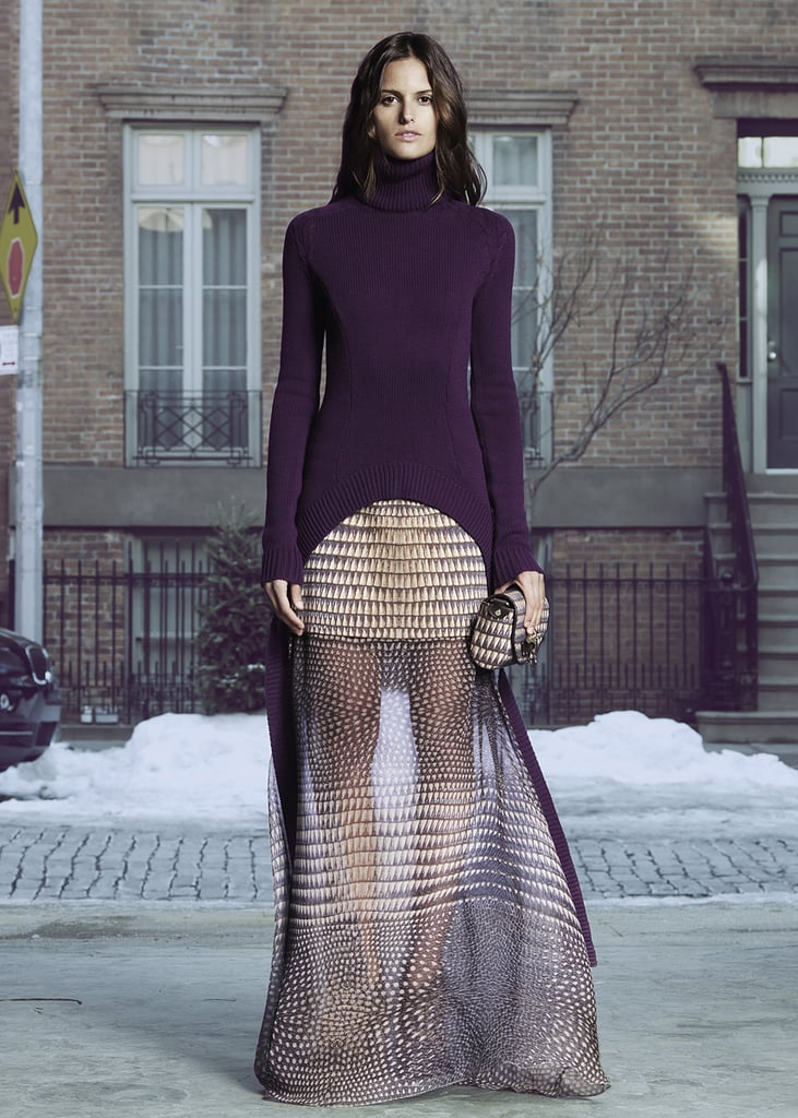 Photos of Givenchy Pre-Fall 2011 Collection Lookbook
