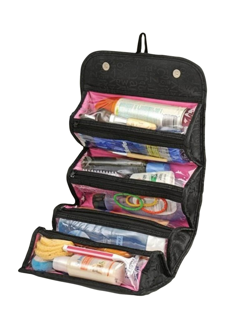 Roll-Up Cosmetic Storage Bag