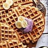Vegan and Gluten-Free Coconut Yogurt Waffles