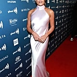 Lea Michele Dress at the GLAAD Media Awards 2019