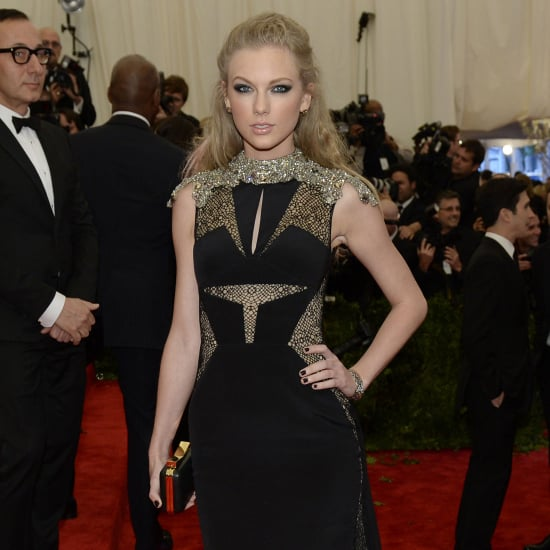 Taylor Swift Wears Sheer J.Mendel to the 2013 Met Gala