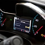 Chevy — Driver Dash Display