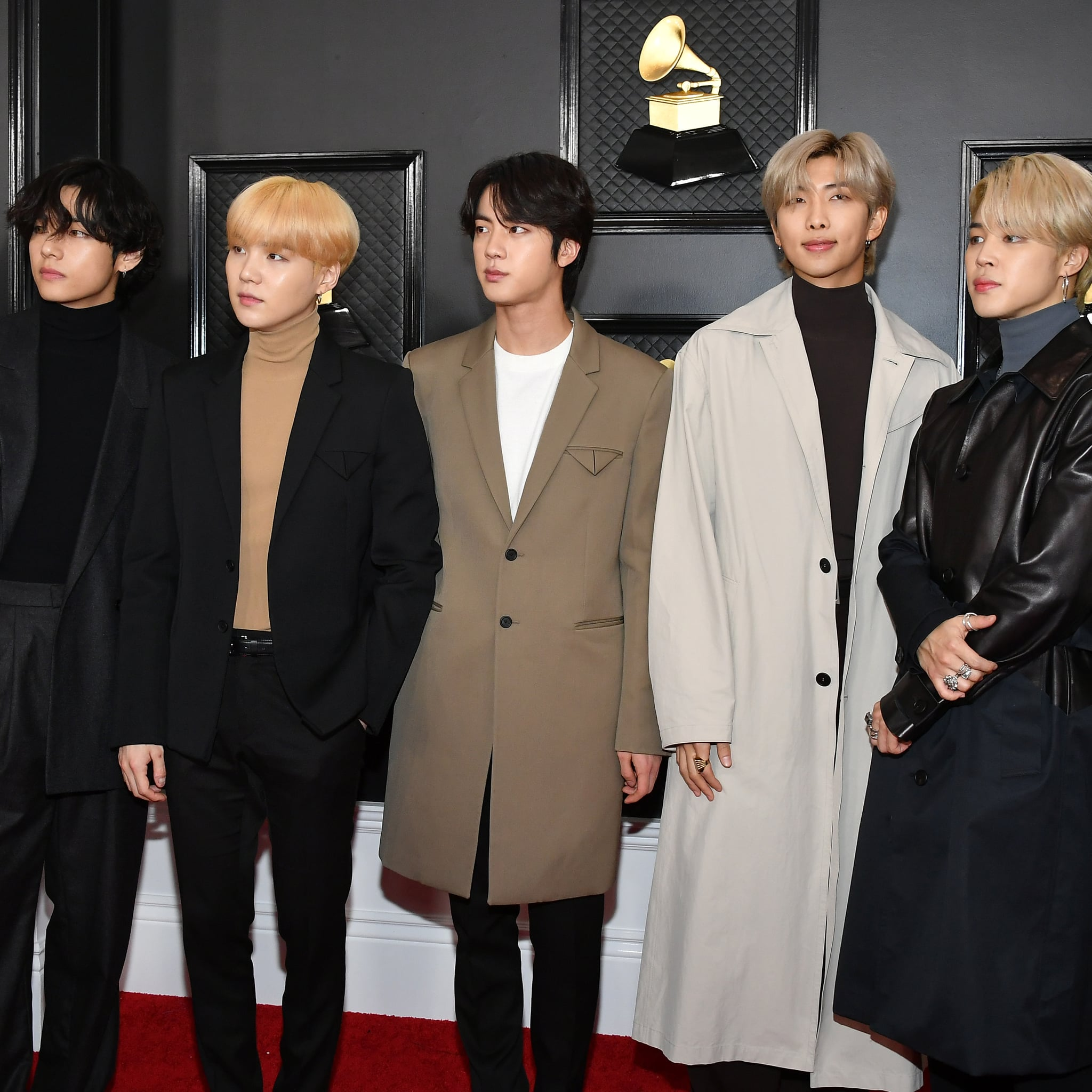 How Many Bts Members Have Tattoos Popsugar Beauty