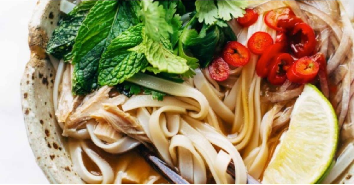 You'll be Craving a Bowl of Pho Every Day After Trying These Healthy Recipes