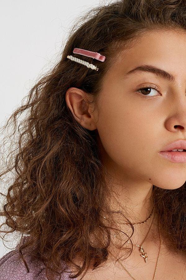 Victoria Vintage Pearl Hair Pin Set