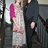Ashley Kicked Off Fashion Week at a Party Alongside Kate Bosworth