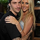 Stephanie Pratt and Josh Hansen