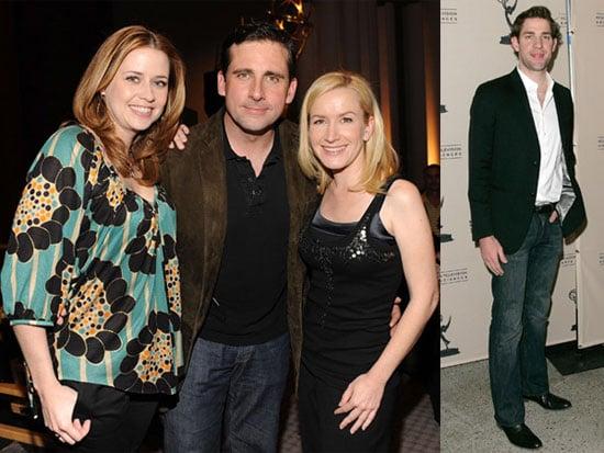 """Photos of Steve Carell, Jenna Fischer, John Krasinski, Rainn Wilson, Mindy Kaling at """"An Evening With The Office"""" in LA"""