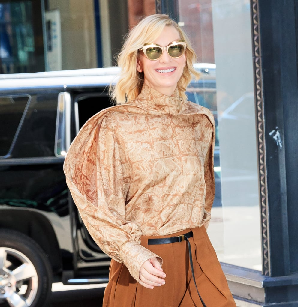Cate Blanchett Wearing The Row