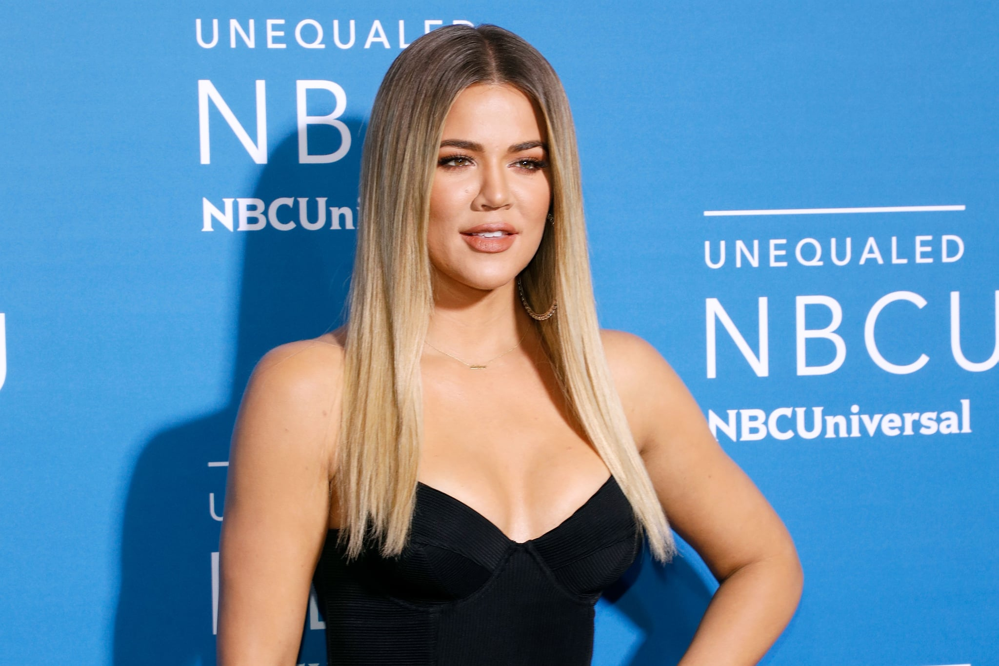 NEW YORK, NY - MAY 15:  Khloe Kardashian attends the 2017 NBCUniversal Upfront at Radio City Music Hall on May 15, 2017 in New York City.  (Photo by Taylor Hill/FilmMagic)