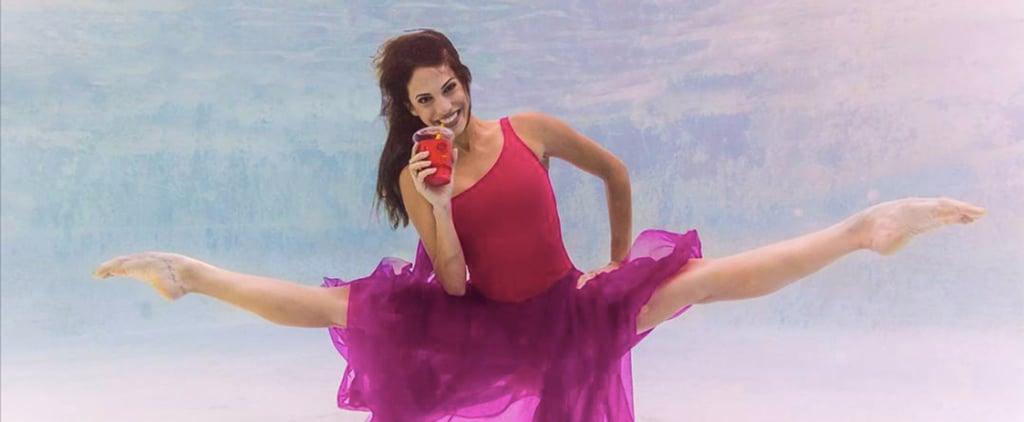 Underwater, These Ballerinas Look Just Like Mermaids