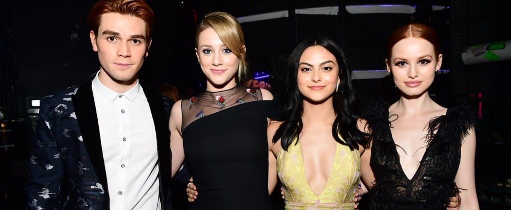 The Riverdale Cast Ditched High School to Absolutely Slay the AMAs Red Carpet