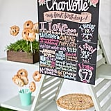 Vendors: Planning and Design: Katie Rebecca Events Photography: Anna Marks Photography Catering: Straw San Francisco Cake Pops/Pie Pops: Sweet Lauren Cakes Cookies: The Baked Equation Cakes: Maria Fernanda Rey Tent and Table Rentals: Big 4 Party Cotton Candy: Sweetopia Candy Balloons: Ballons By Design Face Painting: Kidzfaces