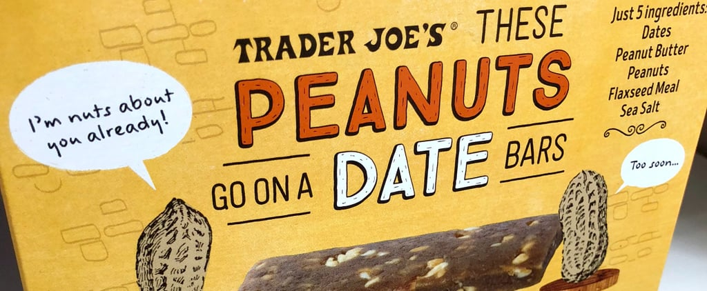 Trader Joe's Peanuts Go on a Date Bars Review