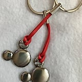 Mickey Mouse Keychain Wedding Favor