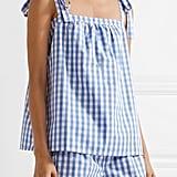 Three J NYC Sadie Gingham Pajama Set