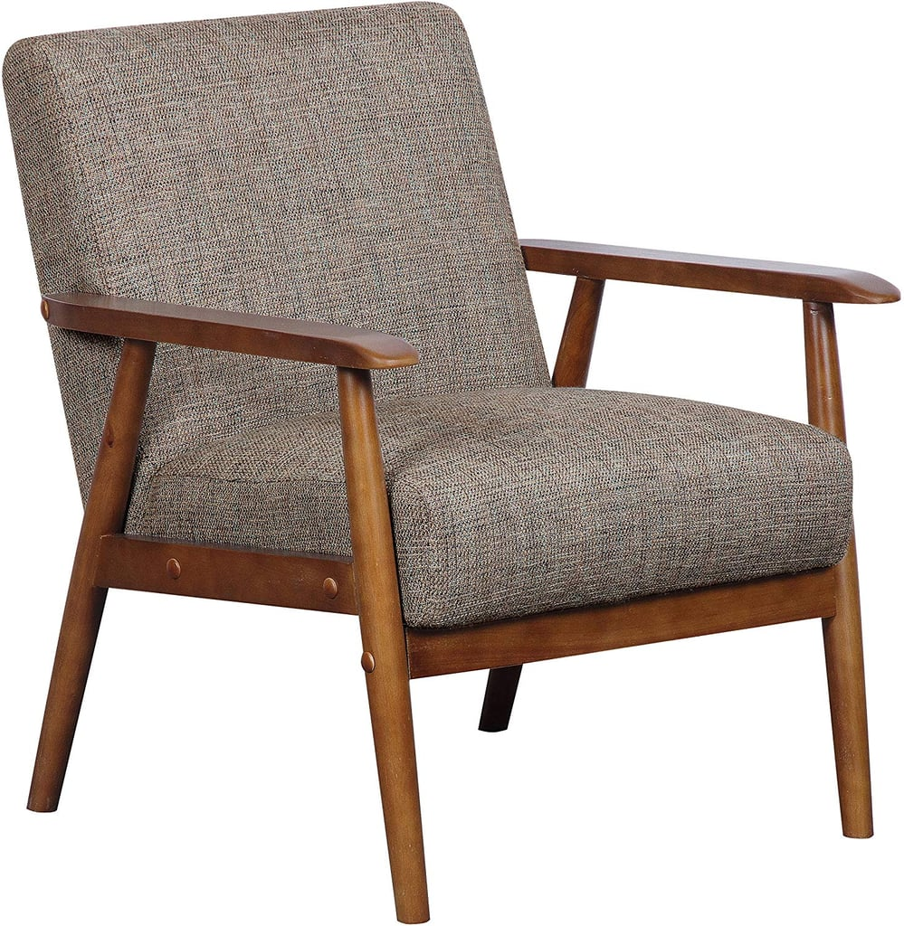 Image of: Pulaski Home Comfort Mid Century Modern Accent Chair Most Stylish And Affordable Accent Chairs On Amazon Popsugar Home Uk Photo 21