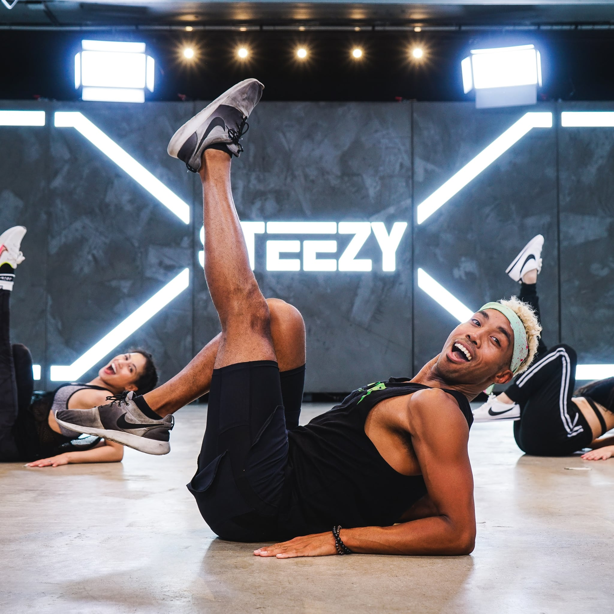 Steezy Beginner Dance Fitness Class Review
