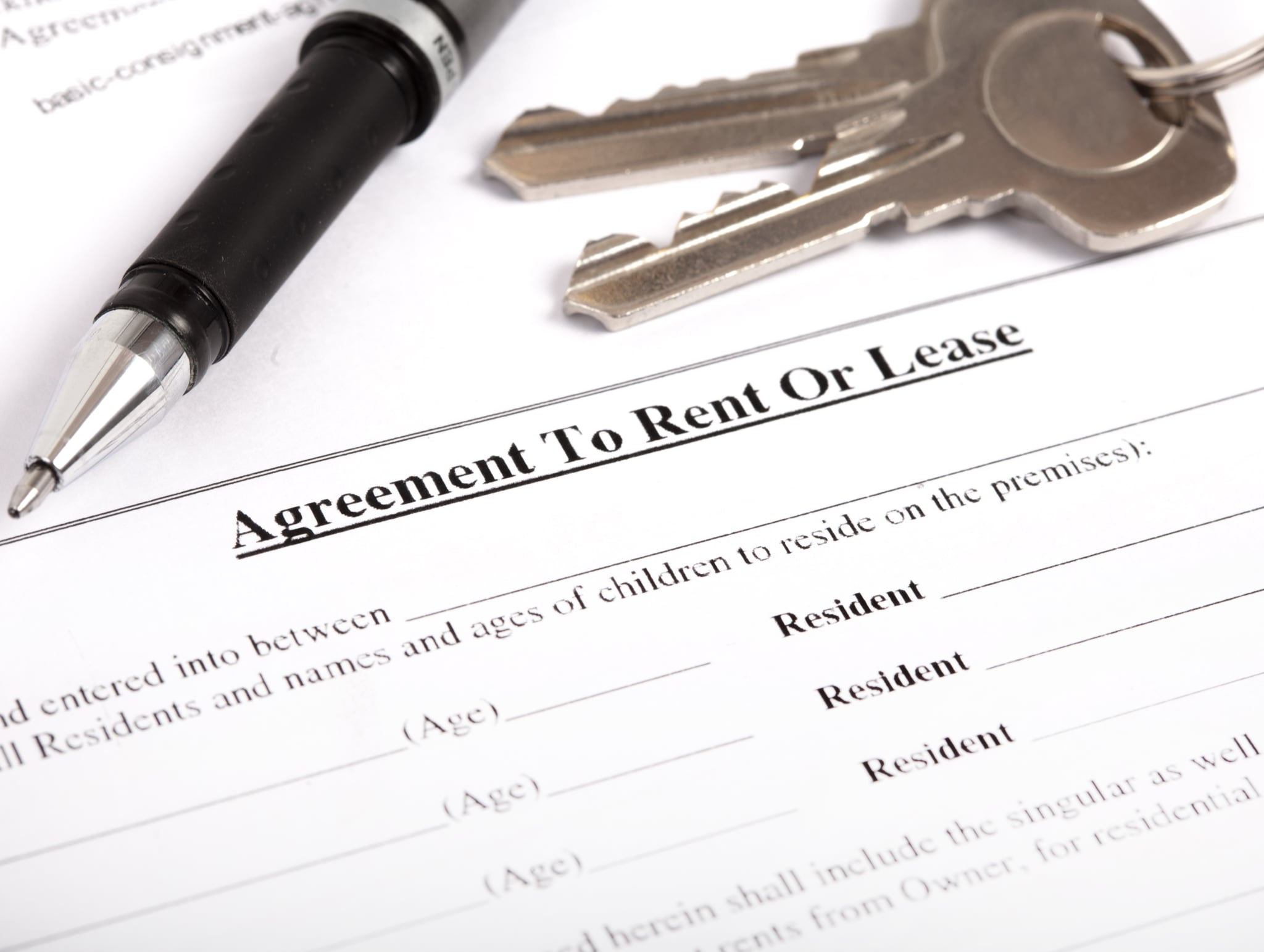 The Difference Between A Lease And A Rental Agreement Popsugar