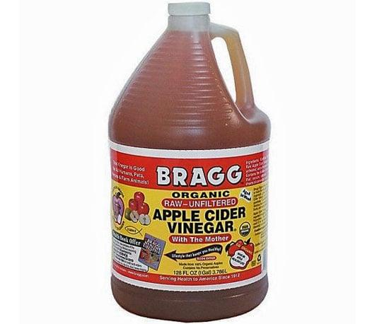 i 39 m substituting apple cider vinegar for the natural i go off the product grid. Black Bedroom Furniture Sets. Home Design Ideas