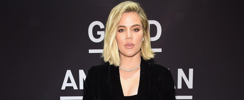 Khloe Kardashian on Formula Feeding Her Baby