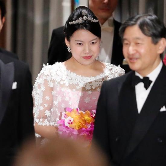 Princess Ayako's Wedding Dress