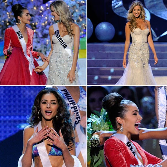 All the Pictures from the 2012 Miss Universe Pageant: