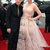 Katy Perry and David Hudson