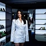 Rihanna launched her luxury fashion line, Fenty.