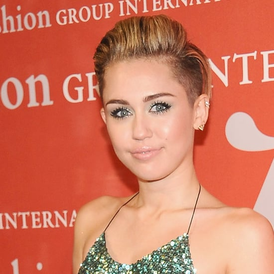 Miley Cyrus at Night of Stars Event | Pictures
