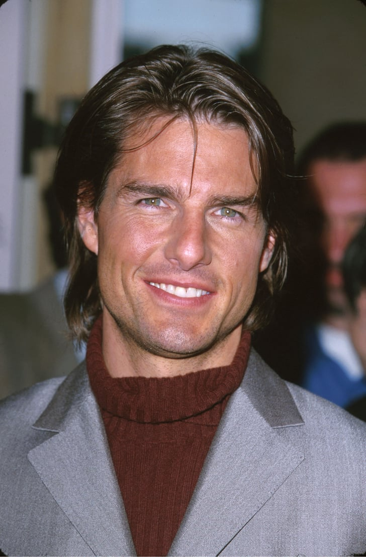 Tom Cruise Had Long Hair For The Academy Awards In March