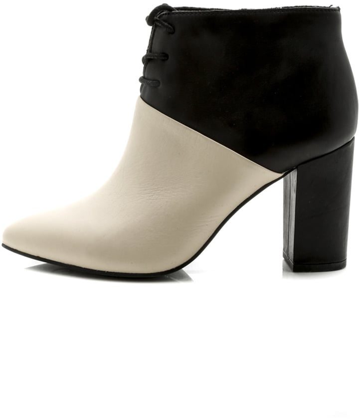 Seychelles Lace-Up Booties ($174)