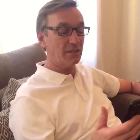 Dad Reads Son's Favourite Memes Out Loud