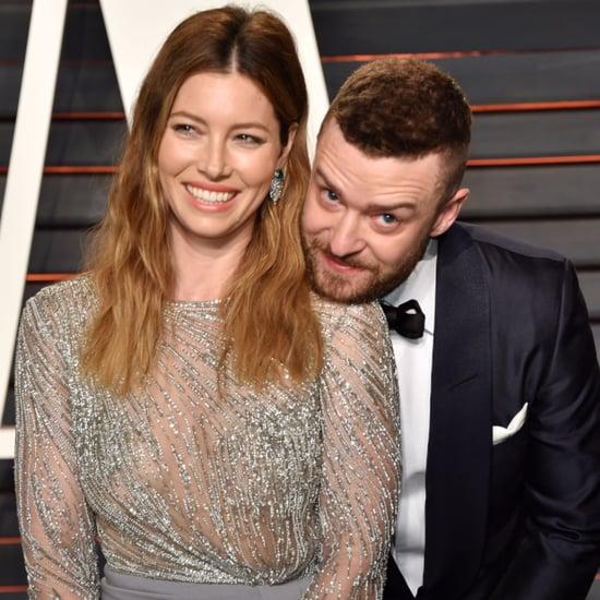 Justin Timberlake Birthday Message For Jessica Biel 2016